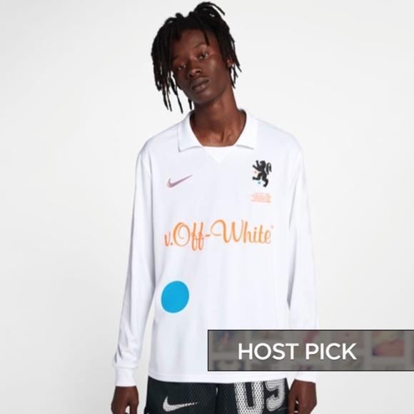 NWT Off-White x Nike Jersey L 7f7f597d4